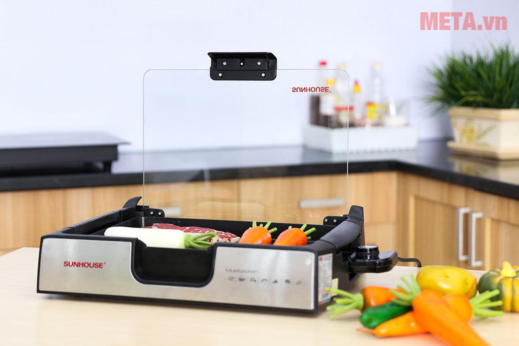 Bếp nướng điện điều chỉnh nhiệt độ