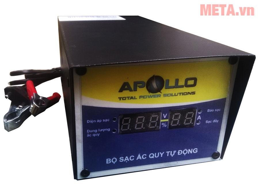 Máy nạp ắc quy tự động Apollo AP1205A