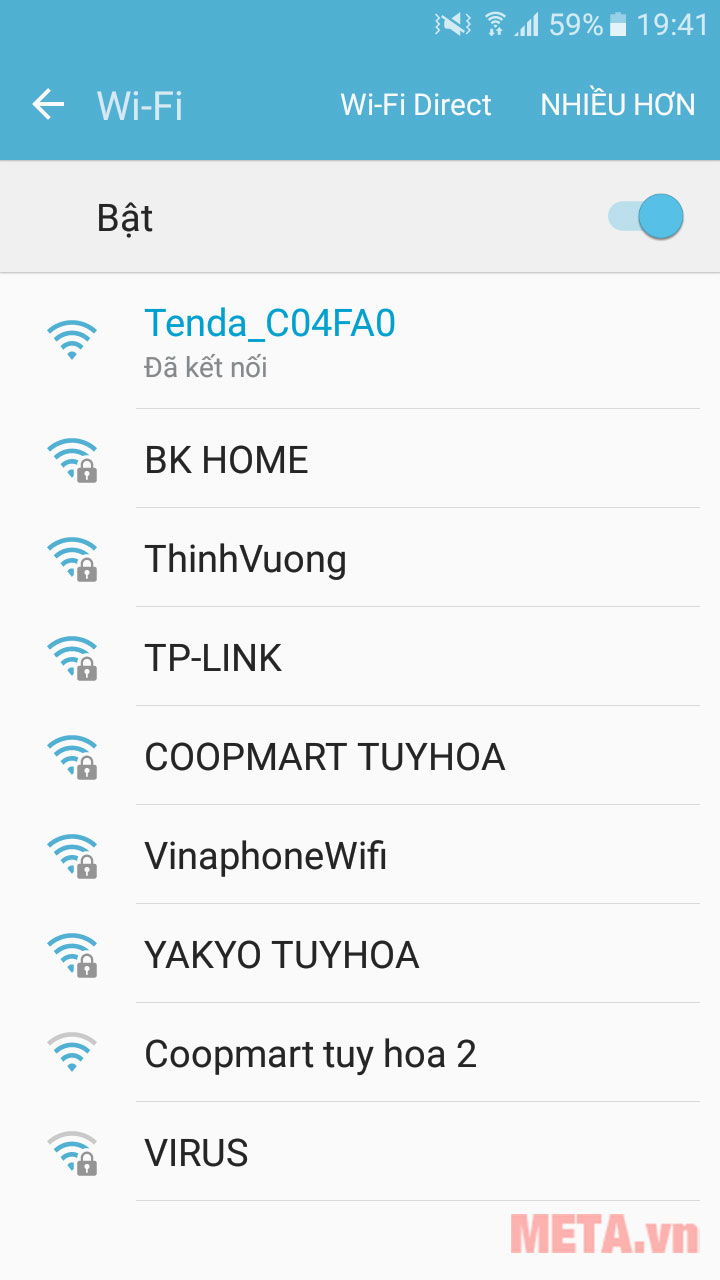 Bộ kích sóng wifi