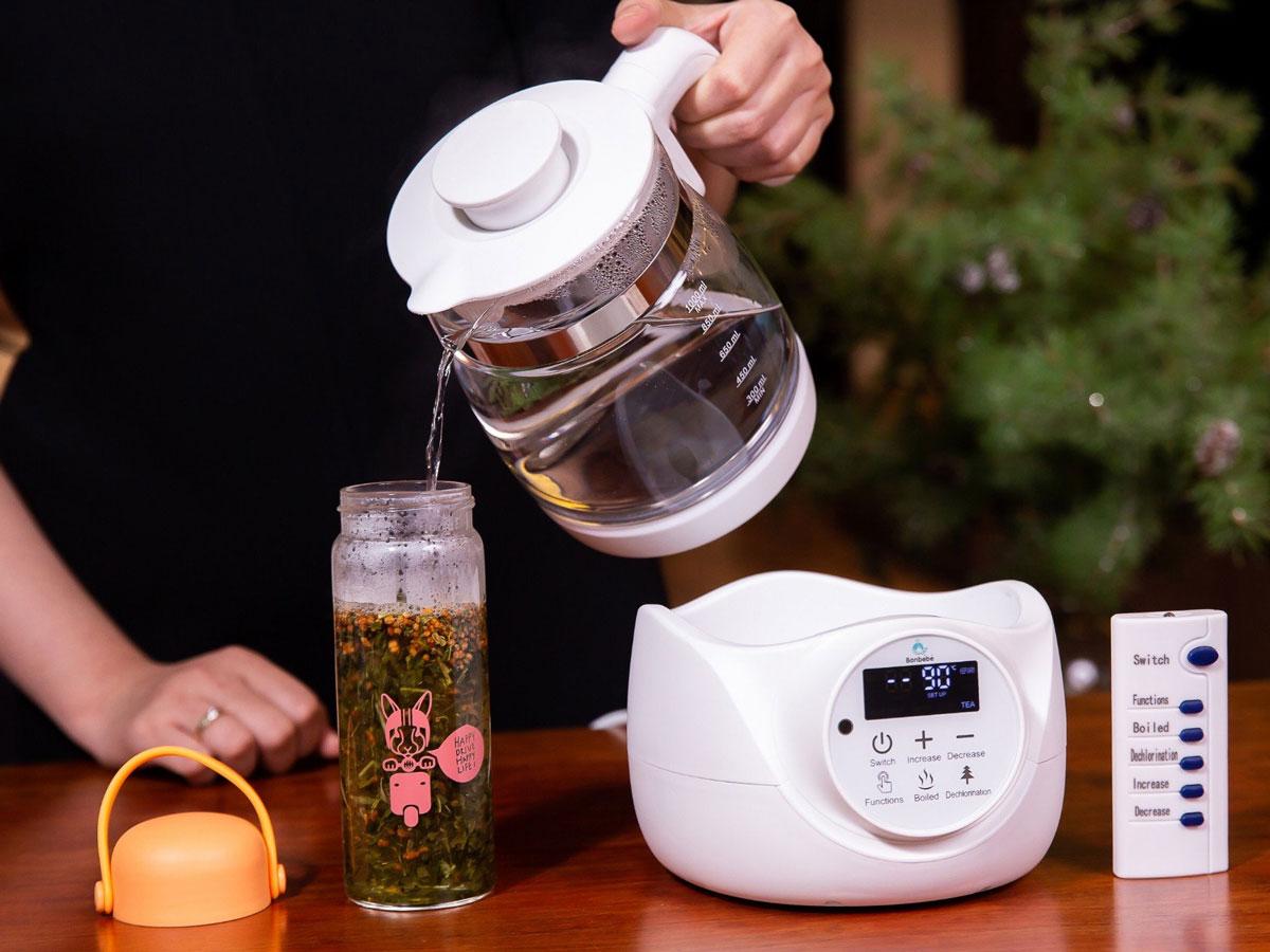 Bình đun nước pha trà