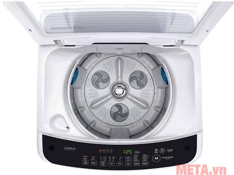 Máy giặt inverter LG