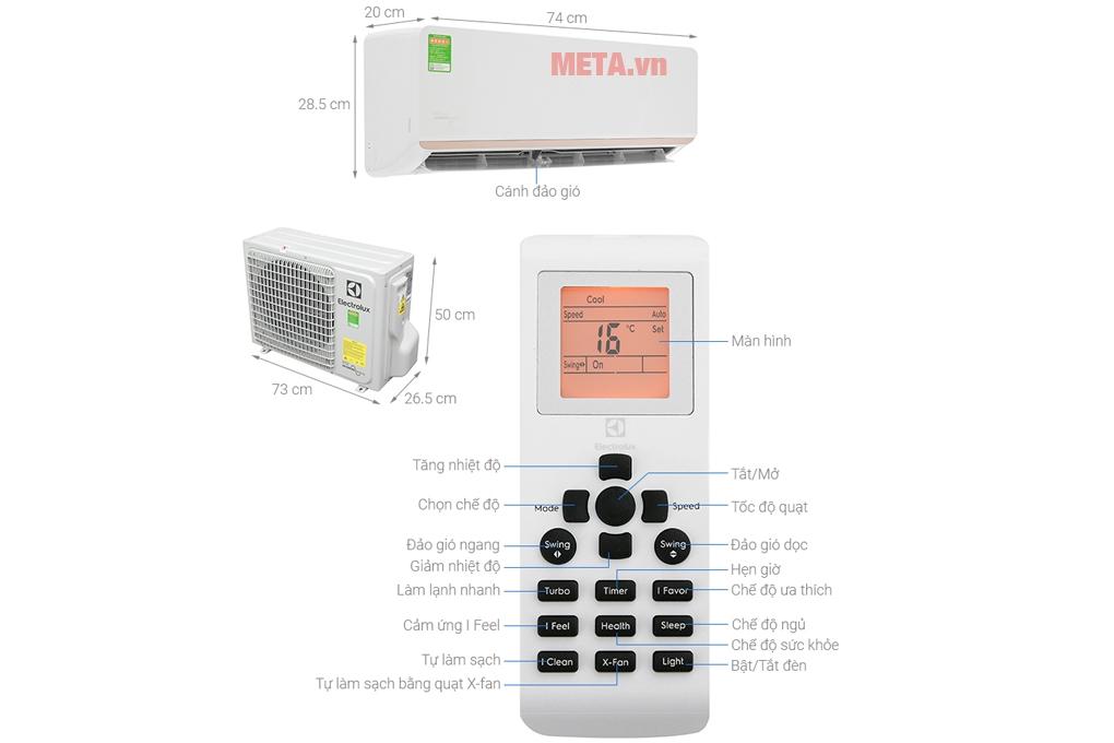 Electrolux ESV09CRR-C2