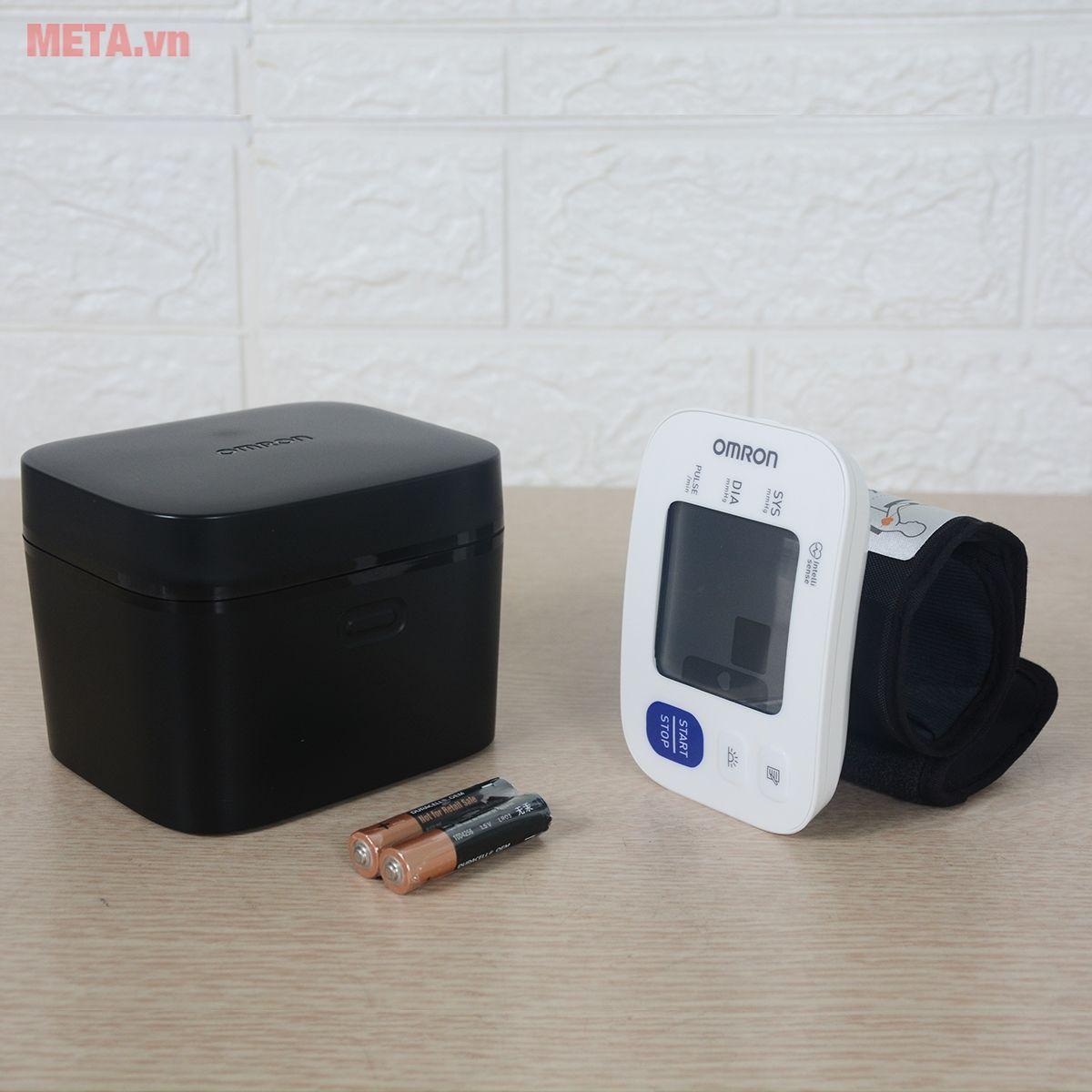 Bộ sản phẩm máy đo huyết áp