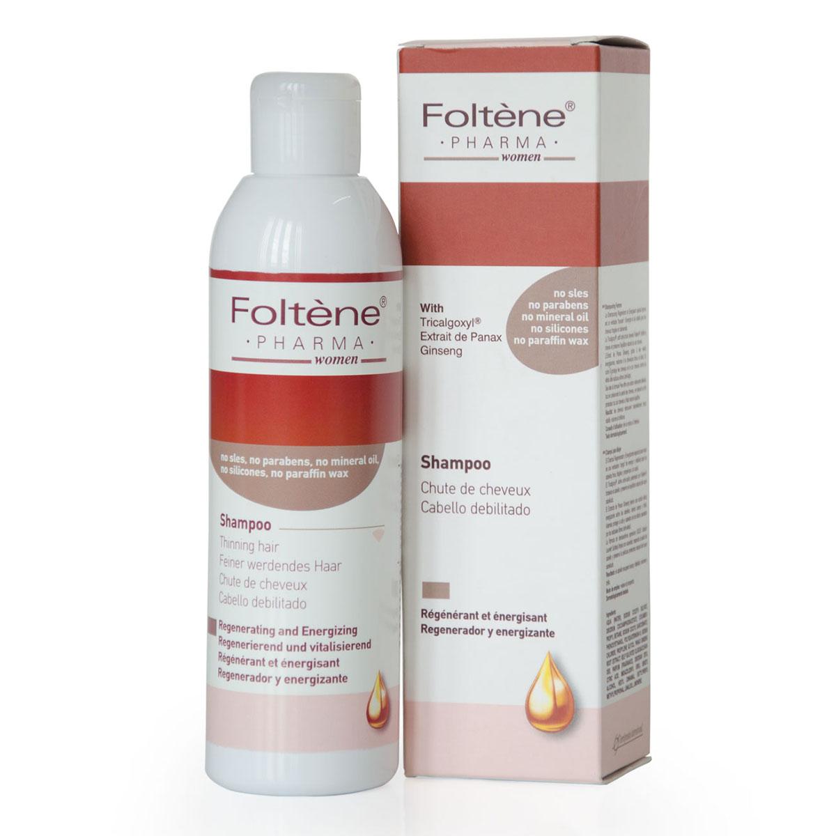 Dầu gội giảm rụng tóc Foltène dành cho nữ