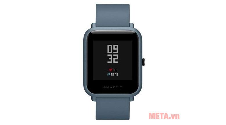 Đồng hồ thông minh Xiaomi Amazfit Bip Lite màu xanh