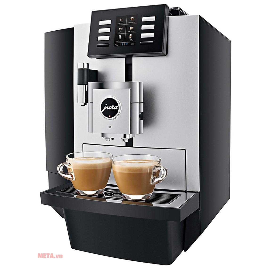 Công suất pha cà phê lớn