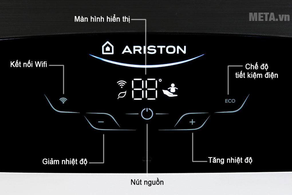 Bảng điều khiển cảm ứng thông minh
