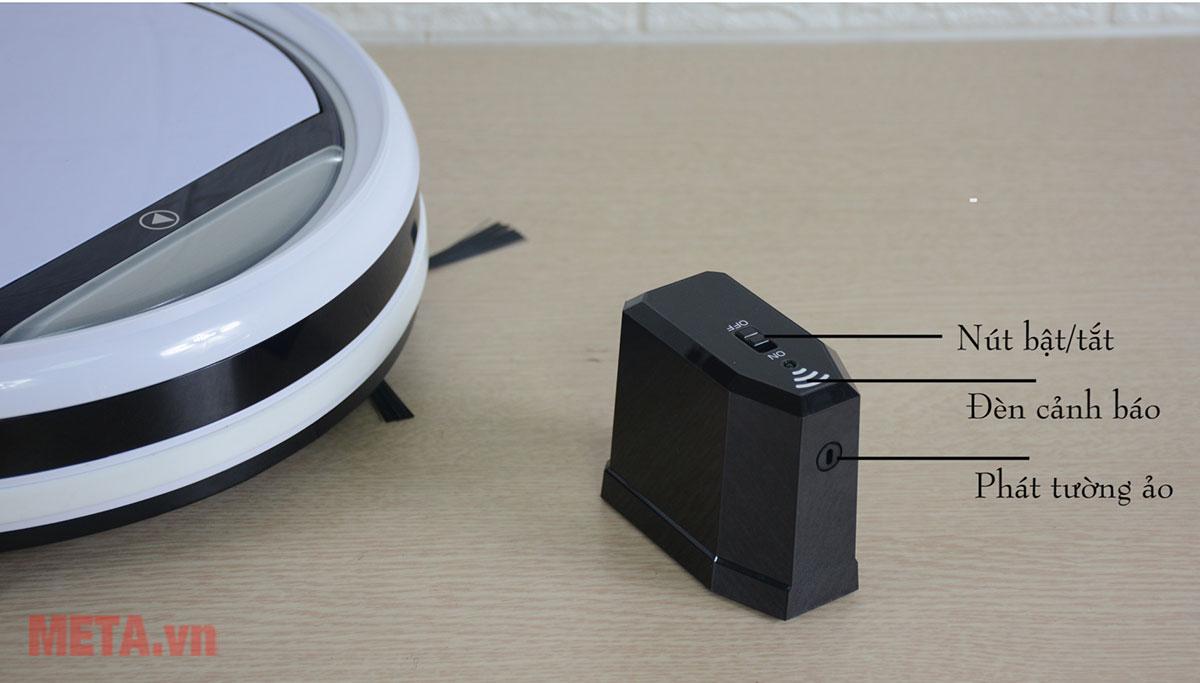 Robot hút bụi Medion