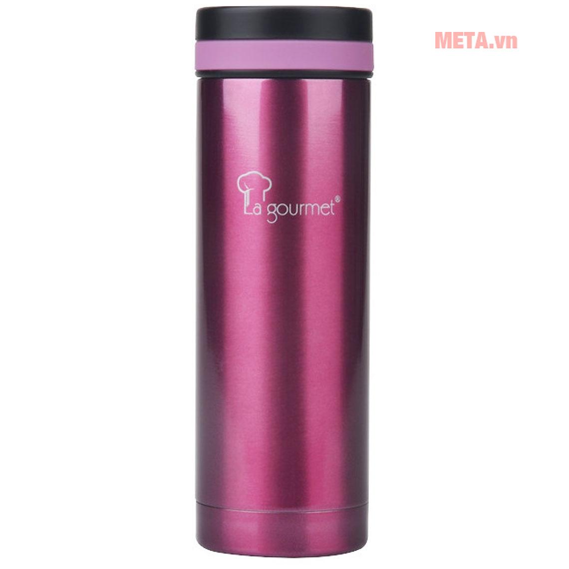 Bình giữ nhiệt 300ml màu hồng