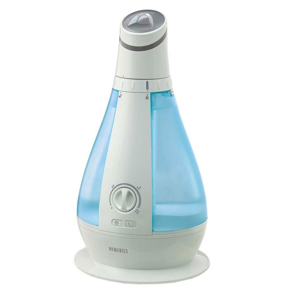 Máy tạo độ ẩm siêu âm khử khuẩn TotalComfort HoMedics UHE-OC1