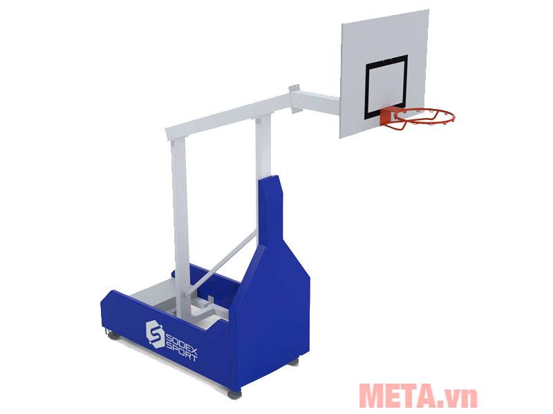 Trụ bóng rổ di động S1463