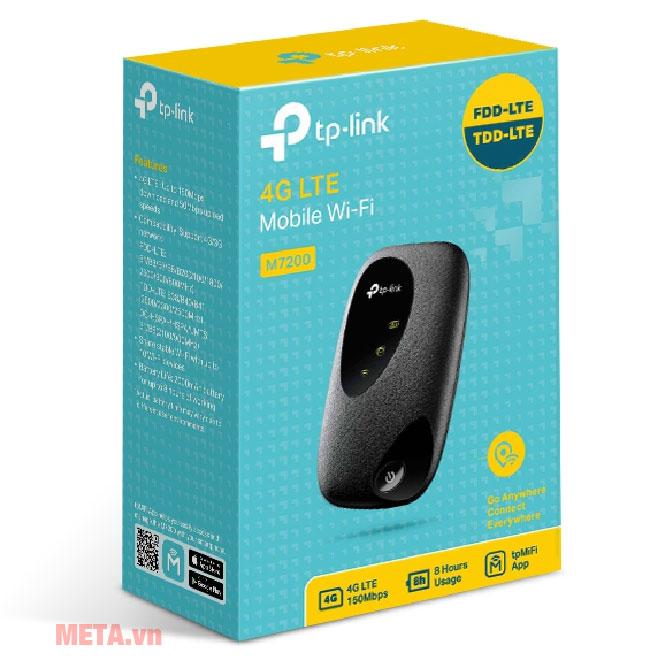 Hộp đựng bộ phát Wi-Fi di động 4G LTE TP-Link M7200