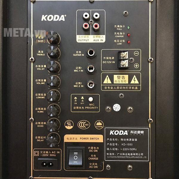 Koda KD-1550