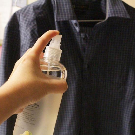 Bạn có thể sử dụng trên quần áo
