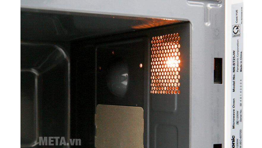 Đèn LED chiếu sáng dễ dàng quan sát