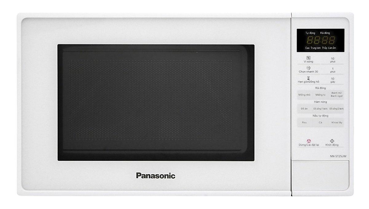 Lò vi sóng điện tử Panasonic NN-ST25JWYUE