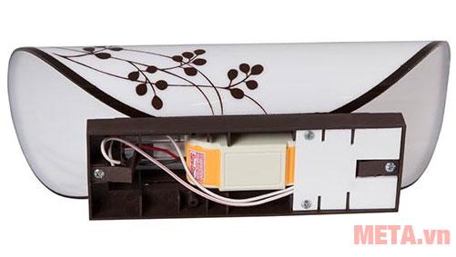Đèn LED Rạng Đông gắn tường D GT06L CD/5W tiết kiệm 90% điện năng