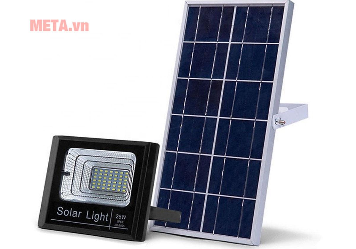 Hình ảnh pin led chiếu sáng dùng mọi vị trí Solar Vĩnh Cát