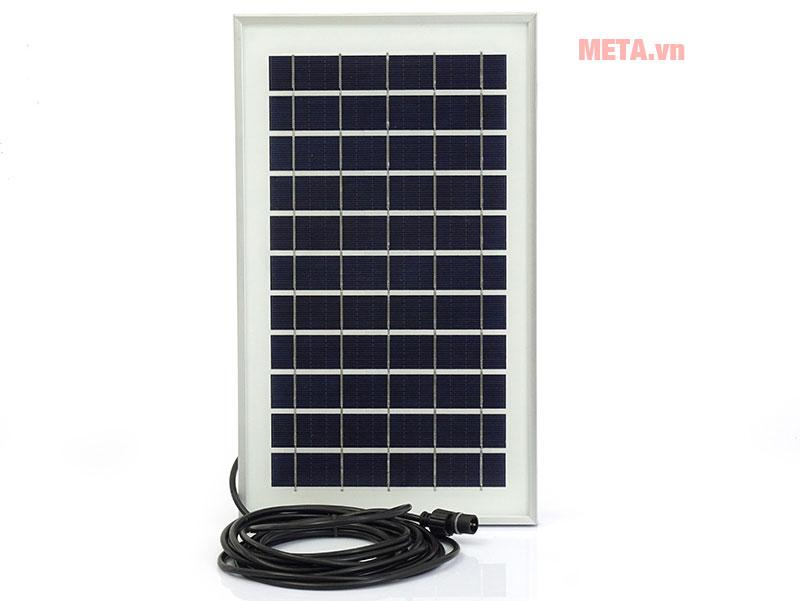 Tấm pin năng lượng mặt trời độ bền cao, chiếu sáng trong thời gian dài