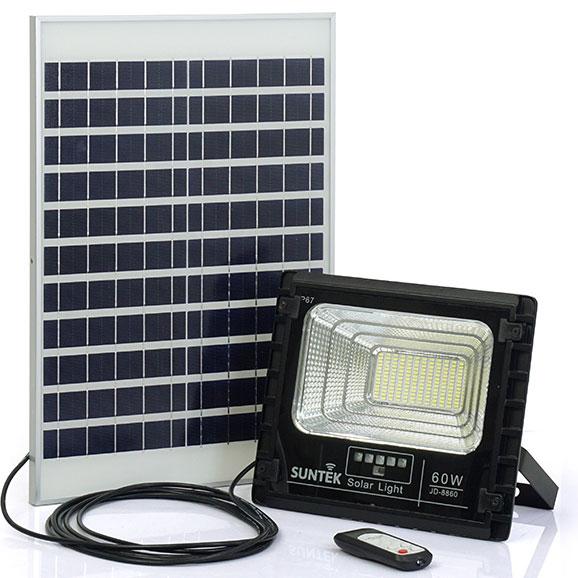Bóng đèn năng lượng mặt trời - Giải pháp tiết kiệm năng lượng