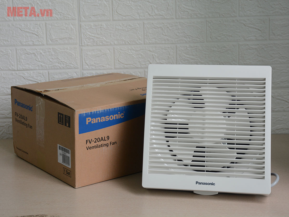 Quạt hút gắn tường Panasonic