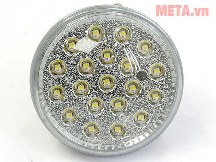 Hệ thống đèn led không phát ra tia tử ngoại, chất hóa học