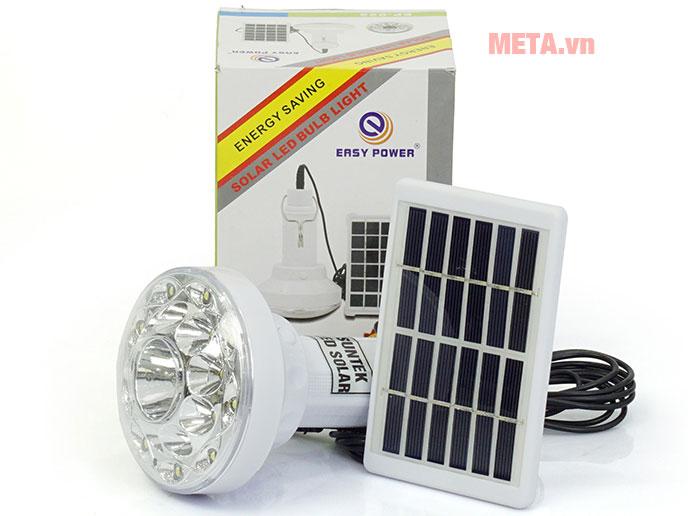 Trọn bộ sản phẩm bóng đèn năng lượng mặt trời