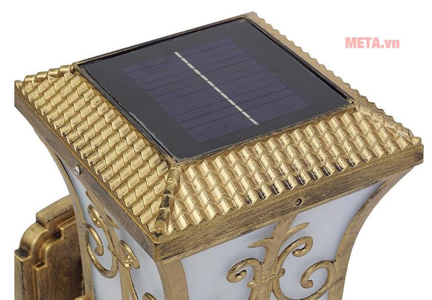 Đèn gắn tường năng lượng mặt trời SUNTEK GT01 thiết kế cổ điển