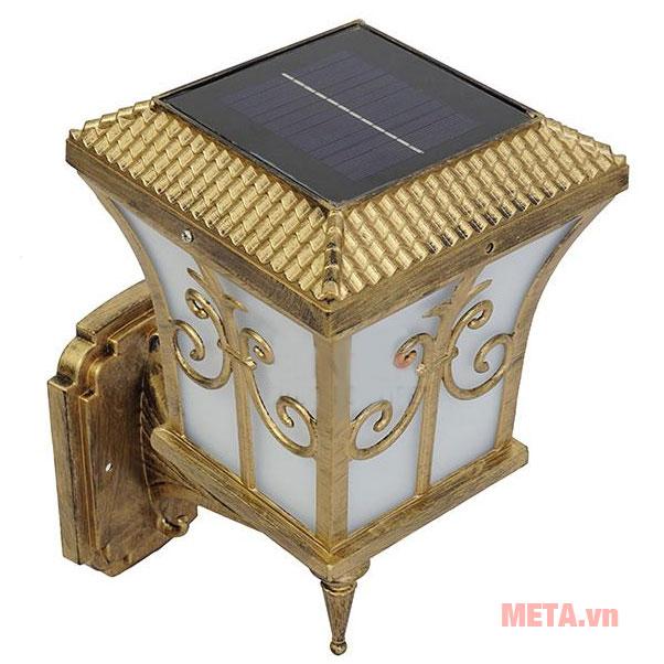 Đèn gắn tường năng lượng mặt trời SUNTEK GT01 tuổi thọ lên đến 50.000 giờ