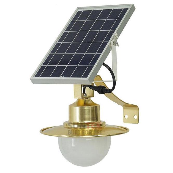 Đèn LED năng lượng mặt trời cho sân vườn SUNTEK VH-01