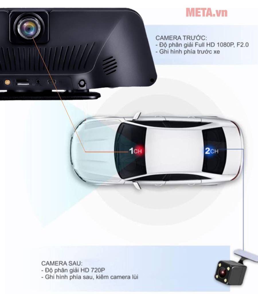Camera hành trình T99