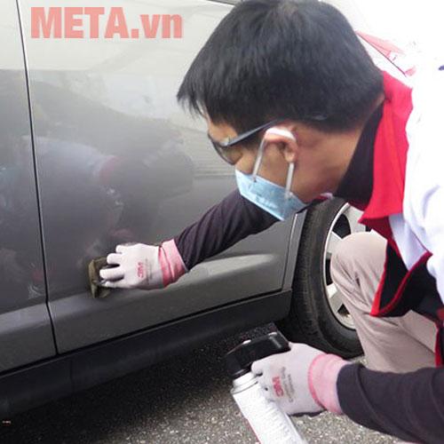 Dung dịch vệ sinh xe ô tô