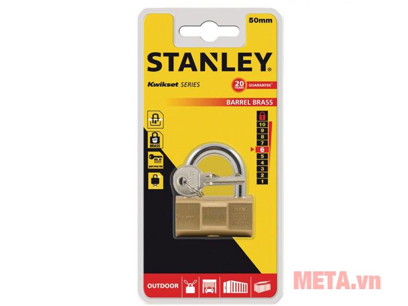 Ổ khóa càng chữ U Stanley
