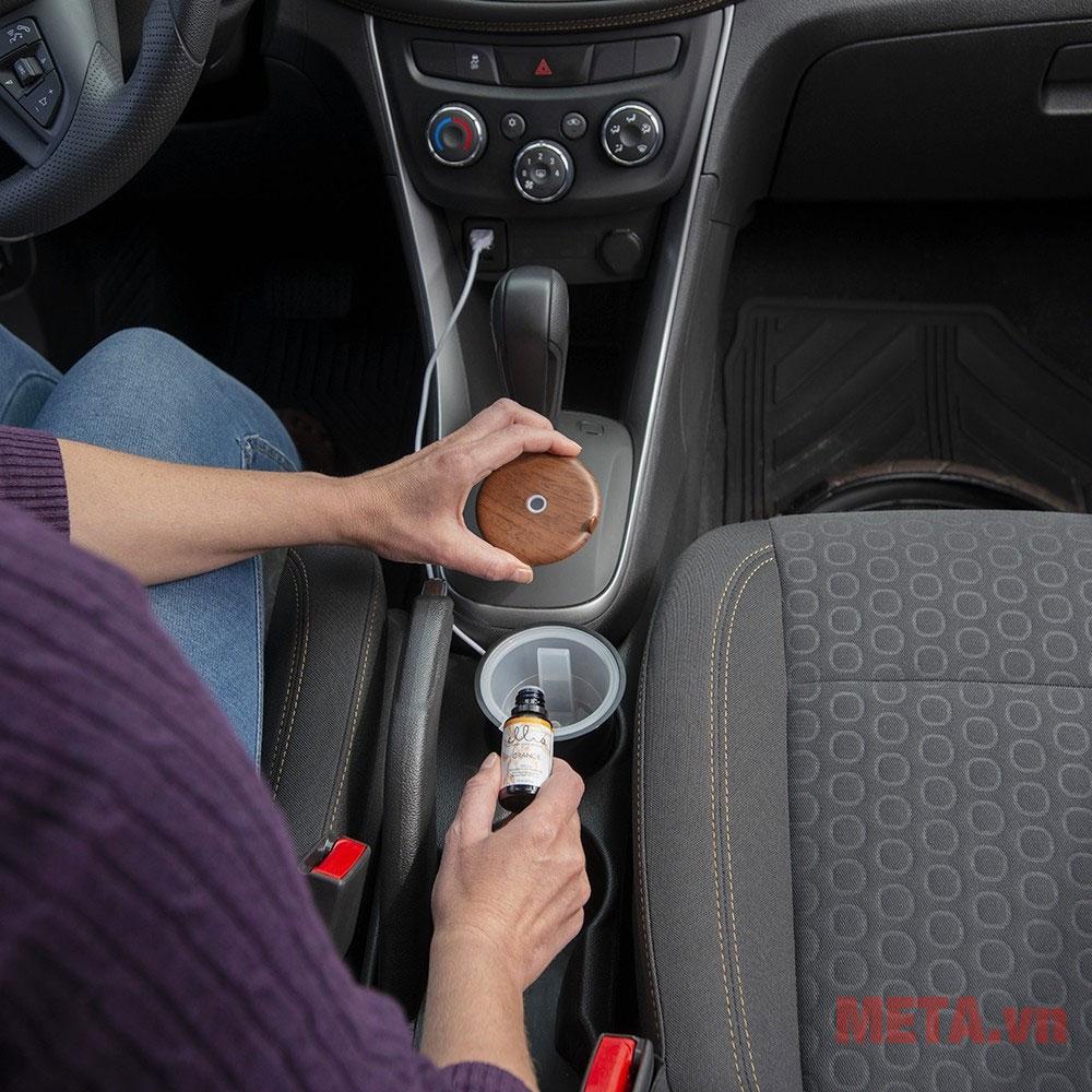 Bạn có thể sử dụng trên ô tô để thư giãn, loại bỏ mùi hôi