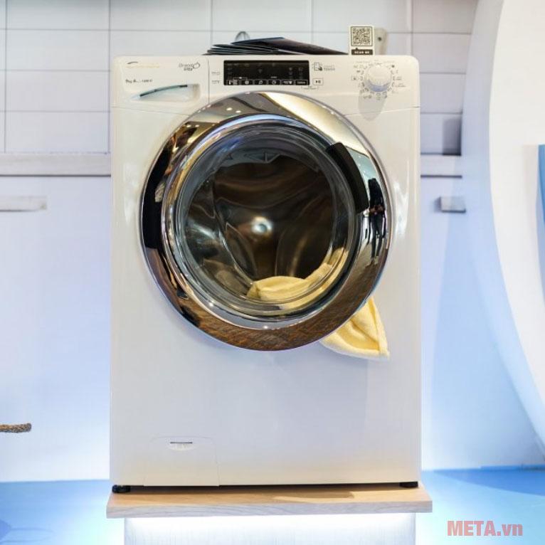 Máy giặt Candy GVS 148THC3/1-04 phù hợp sử dụng cho gia đình đông người