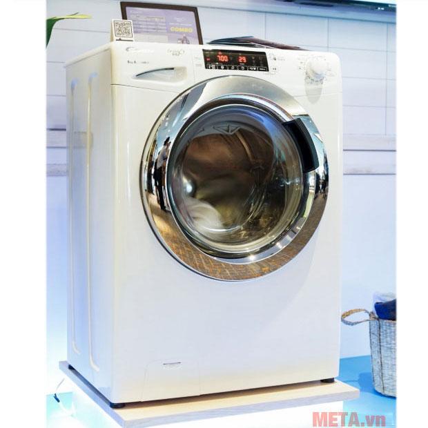 Thiết kế máy giặt Candy hiện đại, tiện nghi