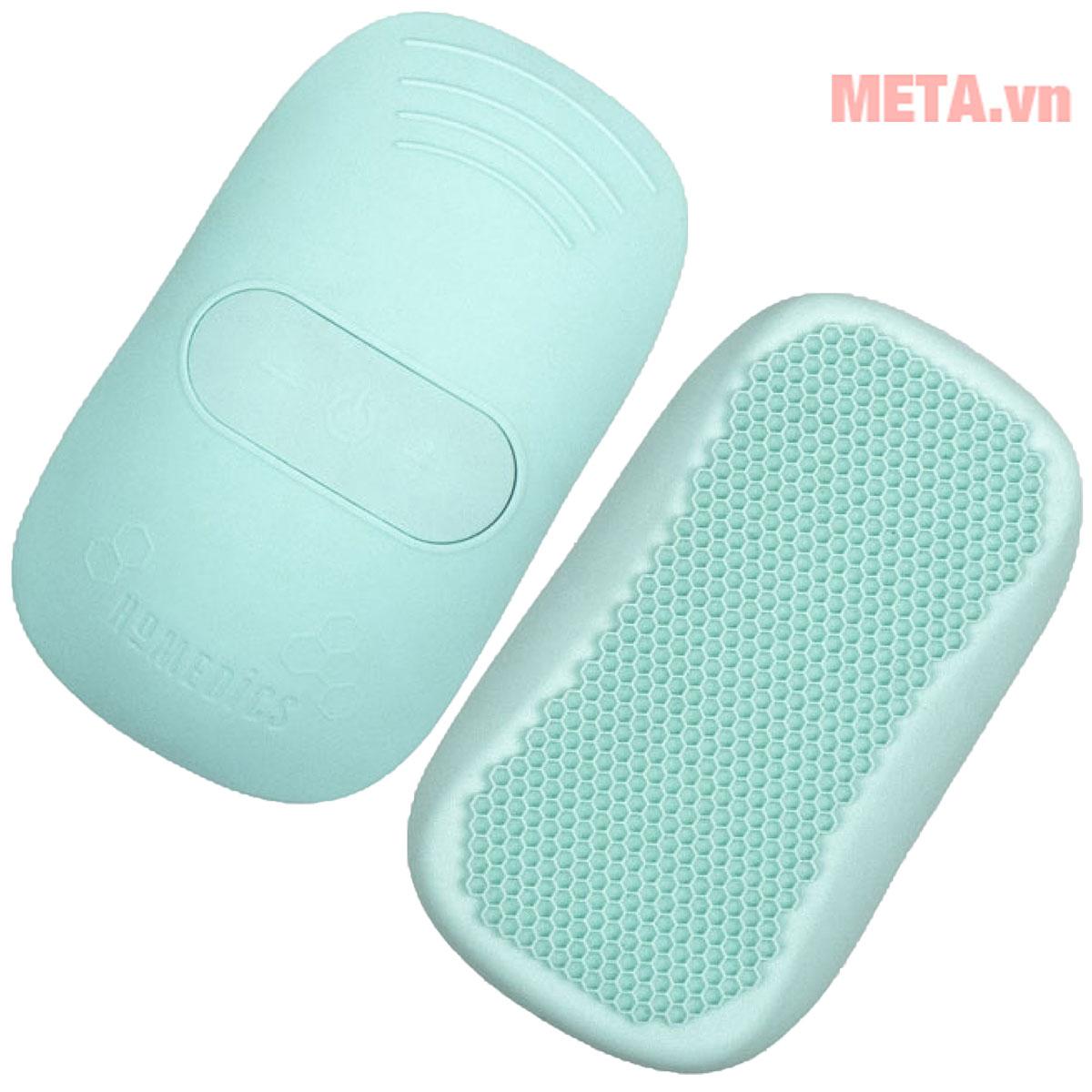 Bề mặt bên ngoài được bao phủ 100% silicon y tế