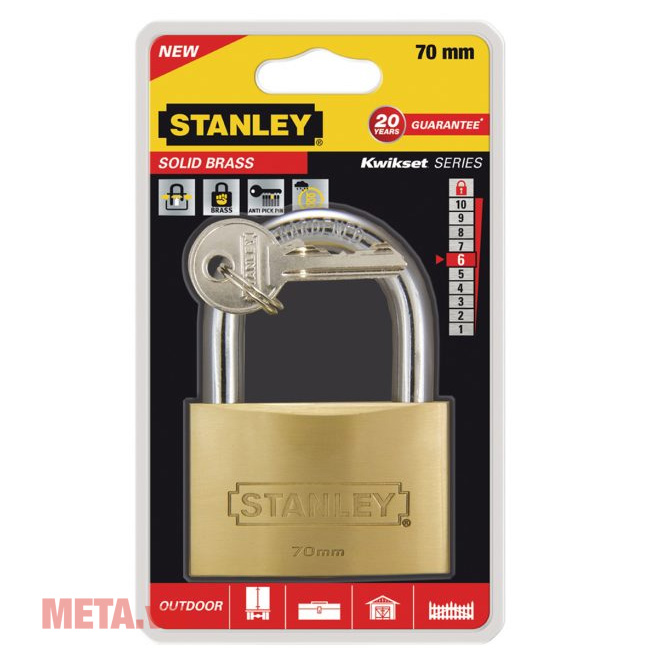 Ổ khóa Stanley