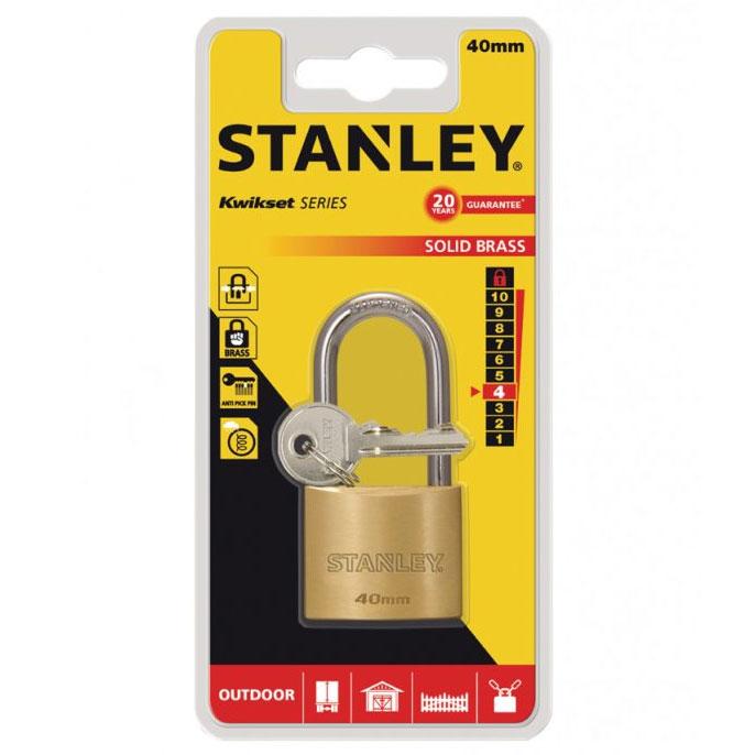 Hình ảnh ổ khóa Stanley S742-043