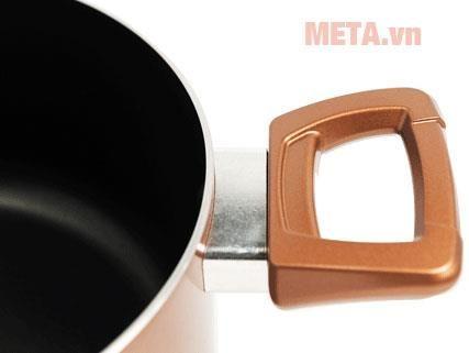 Quai nồi bọc nhựa cách nhiệt tránh bỏng tay khi nấu nướng