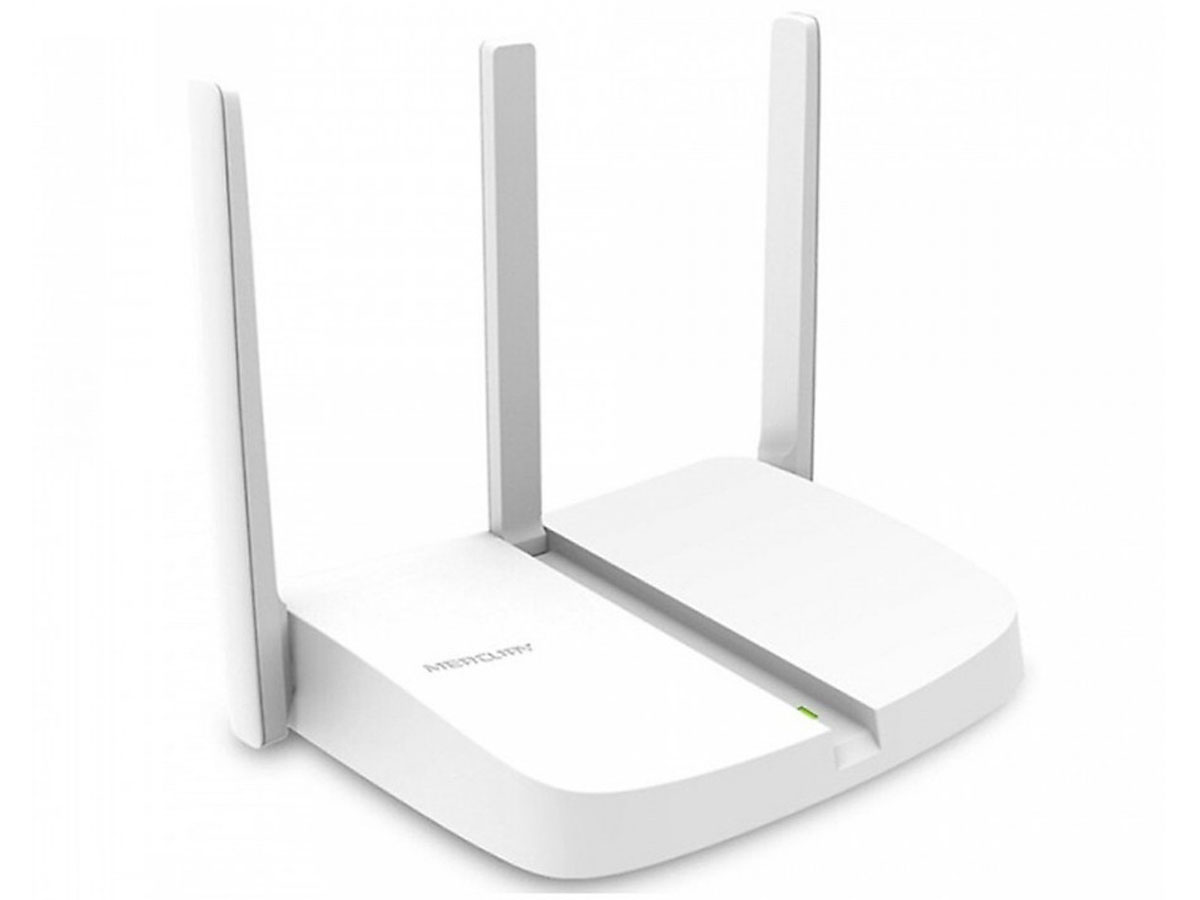 Hình ảnh bộ phát Wifi Mercusys MW305R (3 râu)