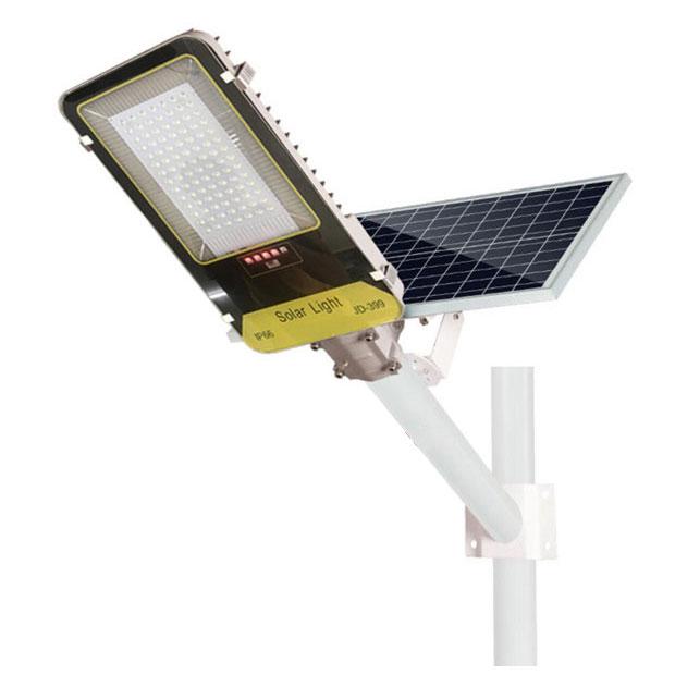 Hình ảnh đèn đường vỏ nhôm năng lượng mặt trời VC-399