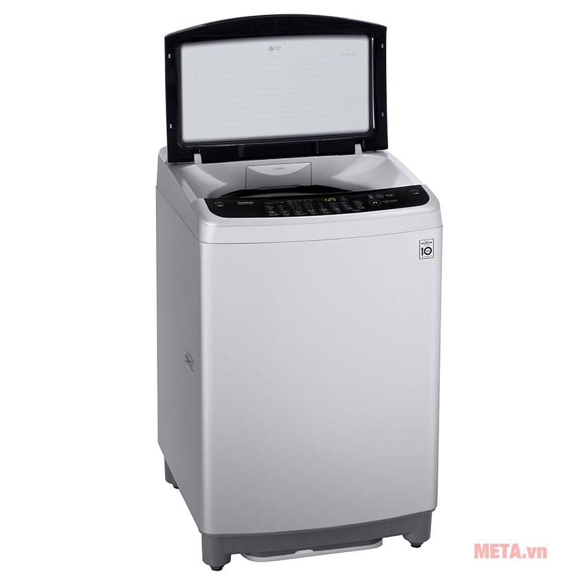 Máy giặt LG T2553VS2M sở hữu khối lượng giặt lớn