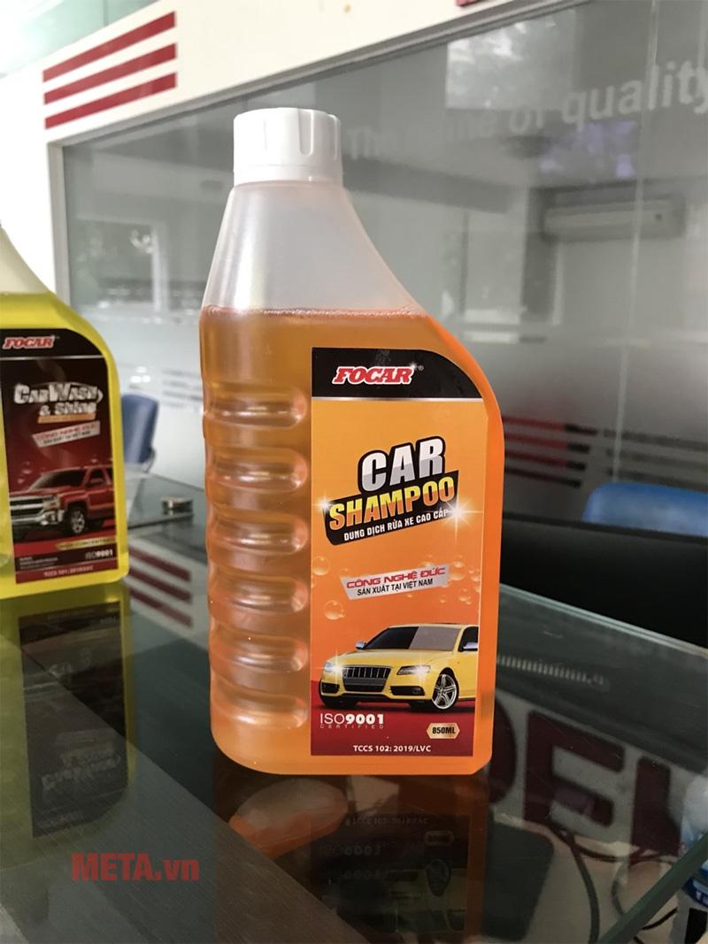 Dung dịch bọt rửa xe ô tô Car Shampoo