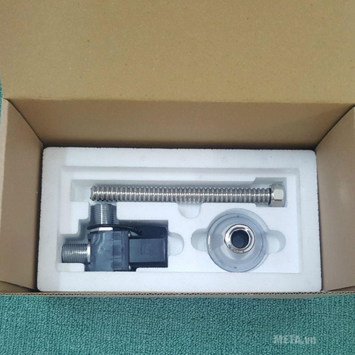 Van cảm ứng Smartech ST - V100 dễ dàng lắp đặt