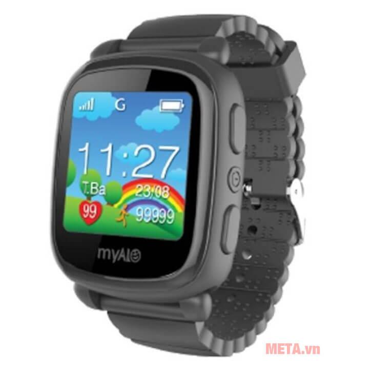 Đồng hồ đeo tay myAlo KS62W màu đen