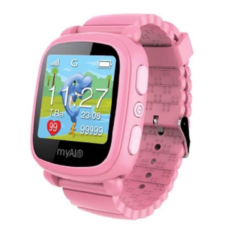 Điện thoại trẻ em myAlo Kidsphone KS62W màu hồng