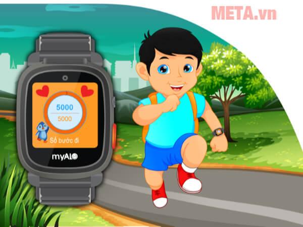 Điện thoại di động trẻ em myAlo