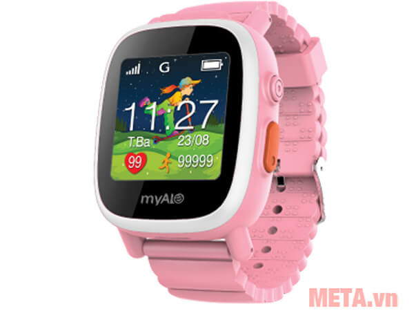 Đồng hồ định vị trẻ em myAlo