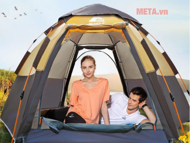 Hình ảnh lều du lịch bật tự động MTX0802